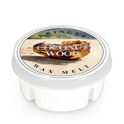 Kringle Candle Coconut Wood Wax Melt