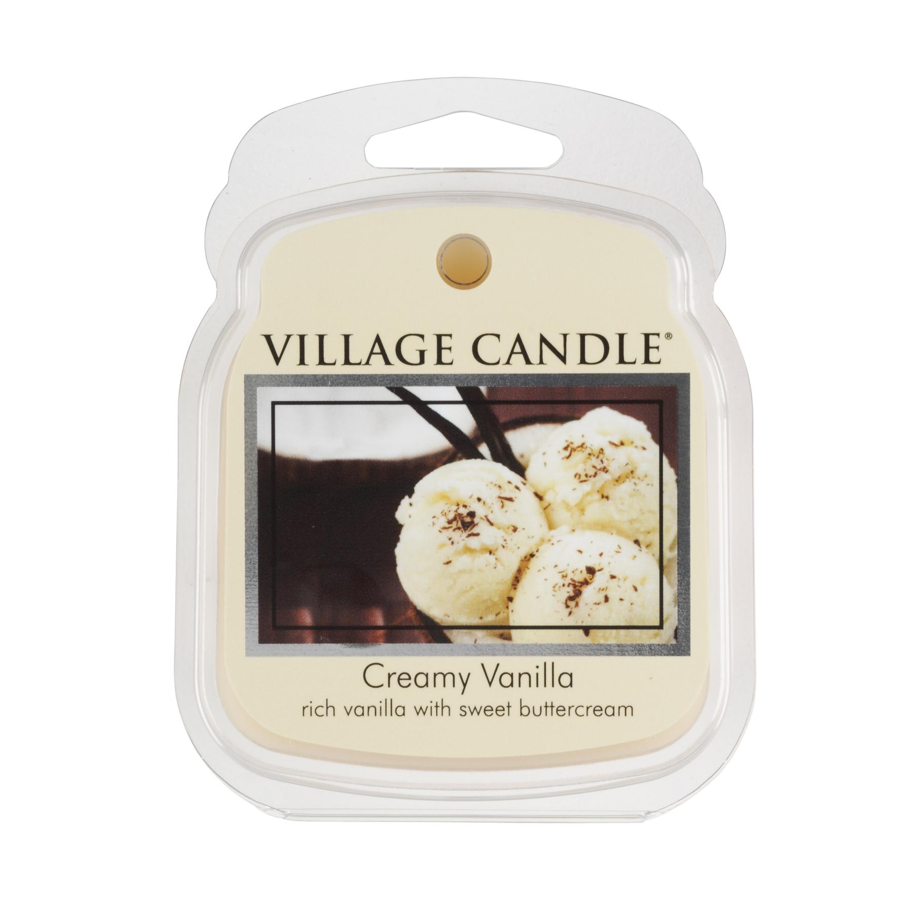 Creamy Vanilla Premium Wax Melt Pack
