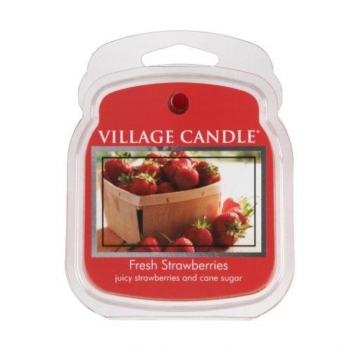 Fresh Strawberry Premium Wax Melt Pack