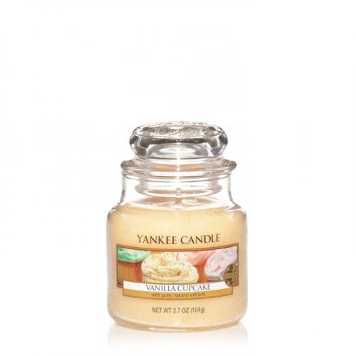 Vanilla Cupcake Small Jar Candle
