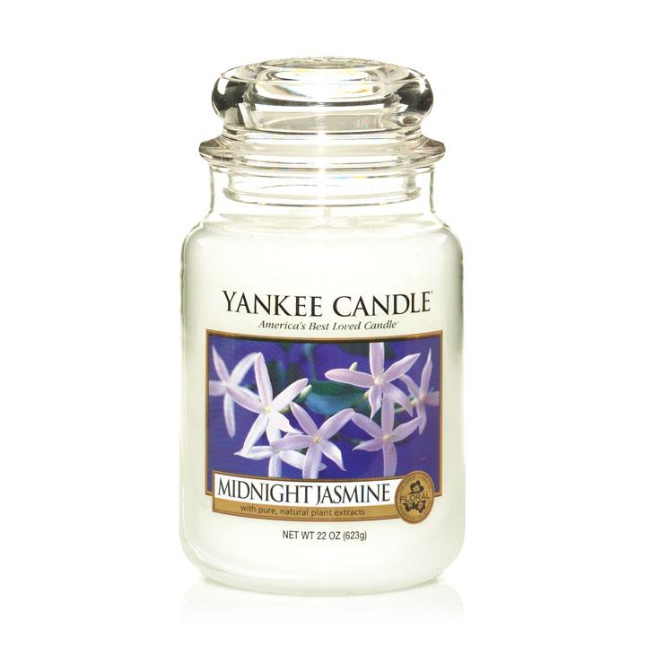 Midnight Jasmine Large Jar