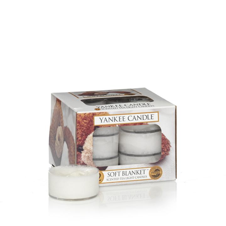 Soft Blanket Tealights