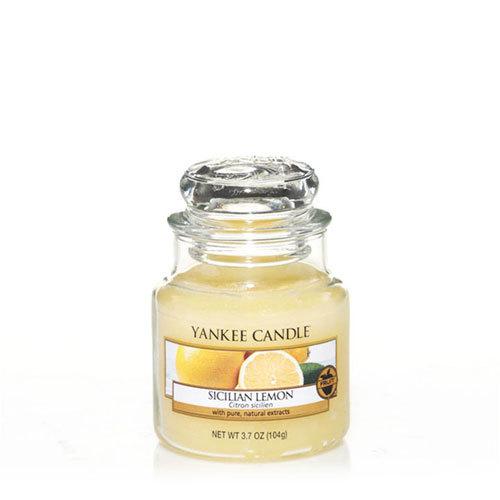 Sicilian Lemon Small Jar Candle