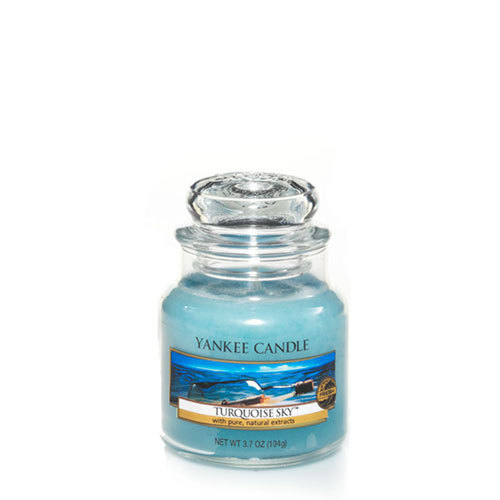 Turquoise Sky™ Small Jar Candle