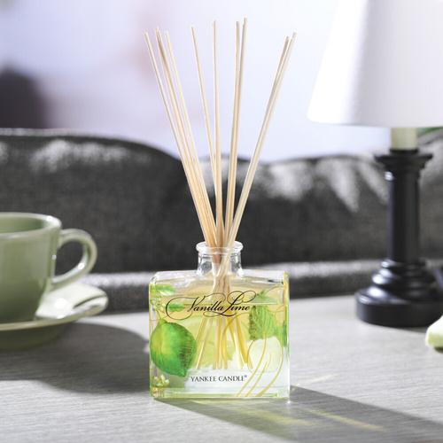Vanilla Lime Signature Reed Diffuser