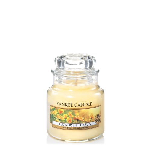 Flowers in the Sun Small Jar Candle