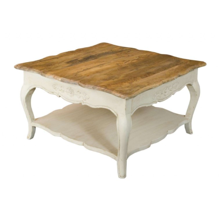 Amberly Coffee Table 2 Drawers