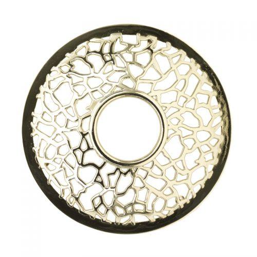 1507954 Matrix Brushed Silver Illumalid