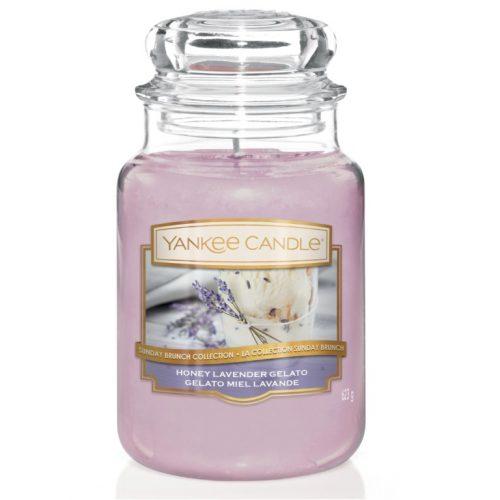 Honey Lavender Gelato Large Jar