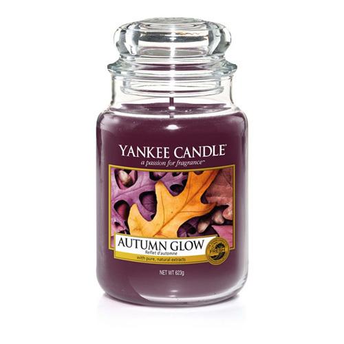 Autumn Glow Large Jar Candle