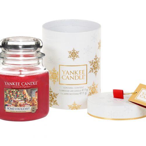 Medium Jar Candle Gift Set