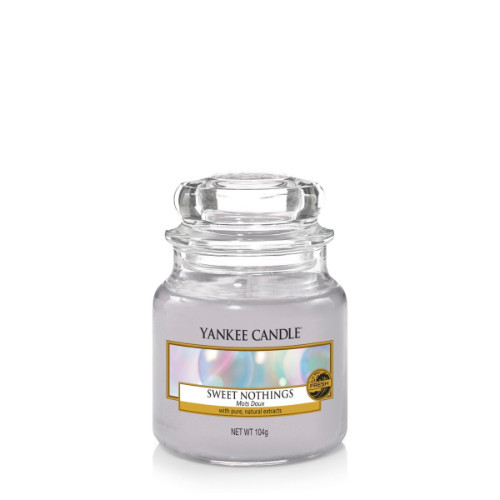 Sweet Nothings Small Jar Candle