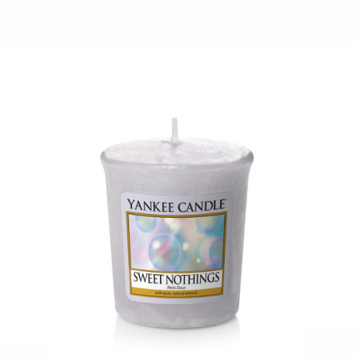 Sweet Nothings Votive Candle
