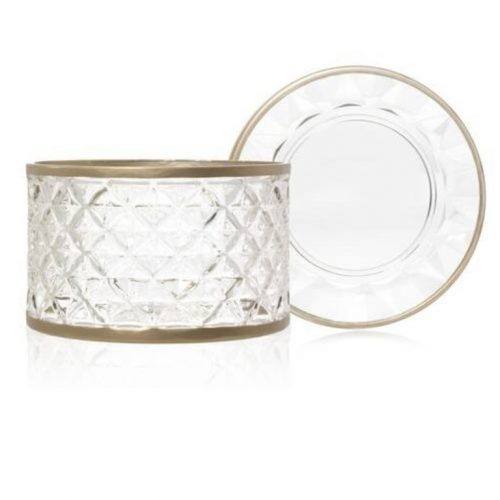 Langham - Faceted Glass Large Shade & Tray Set