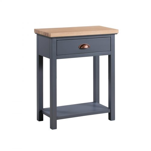 The Richmond Oak Collection One Drawer Console Table