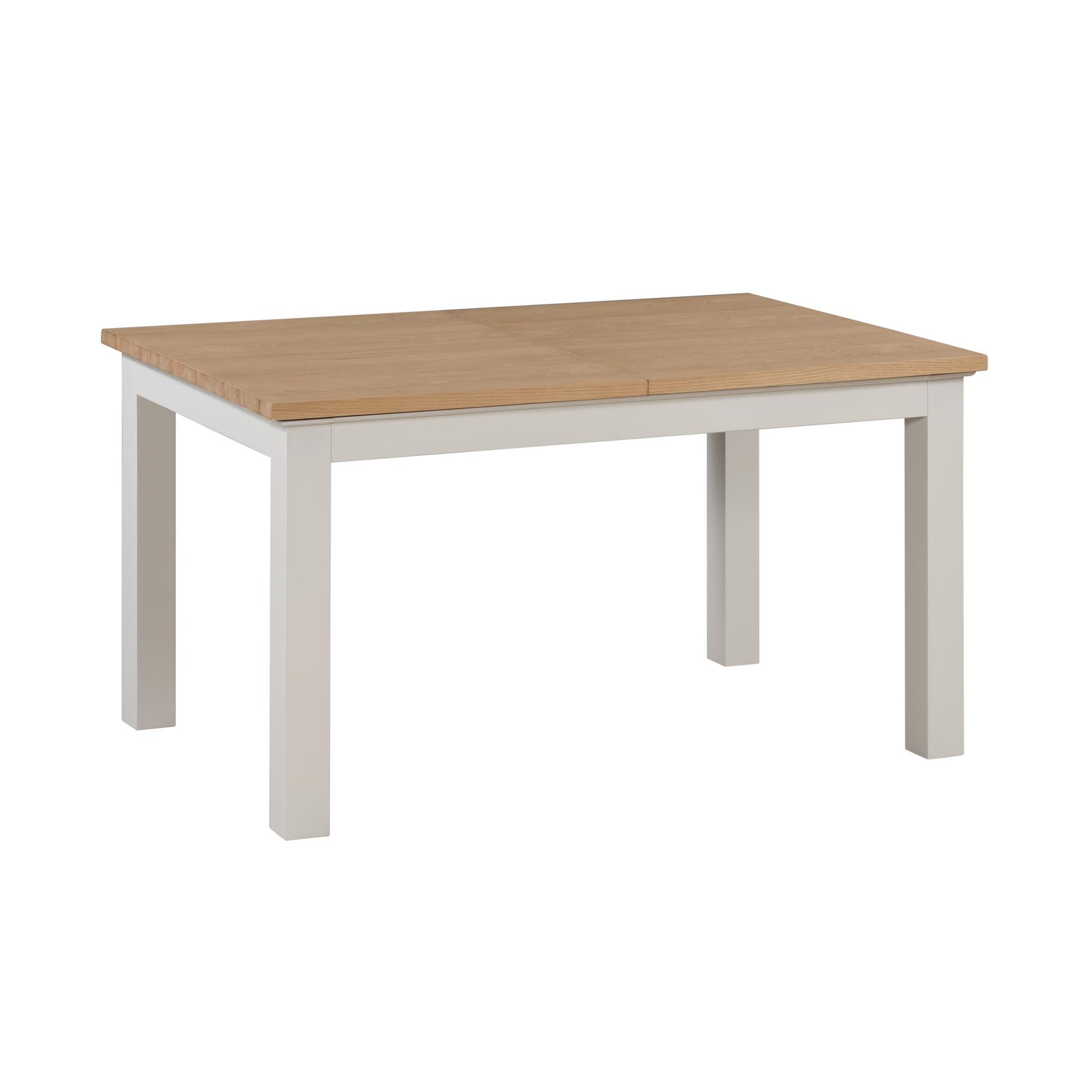 Ripley Oak Collection Extending Dining Table