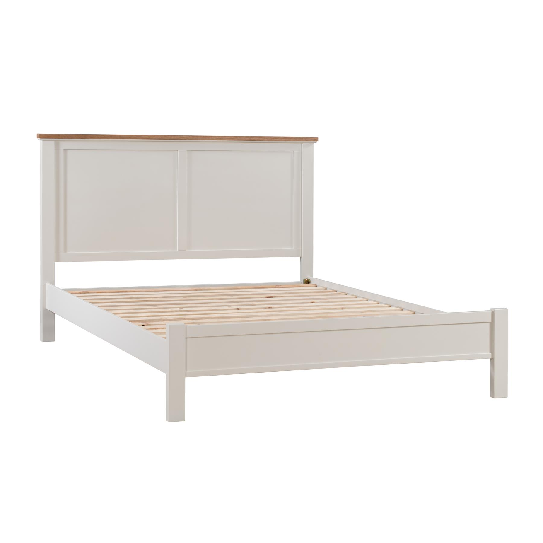 Ripley Oak Collection King Size Bed