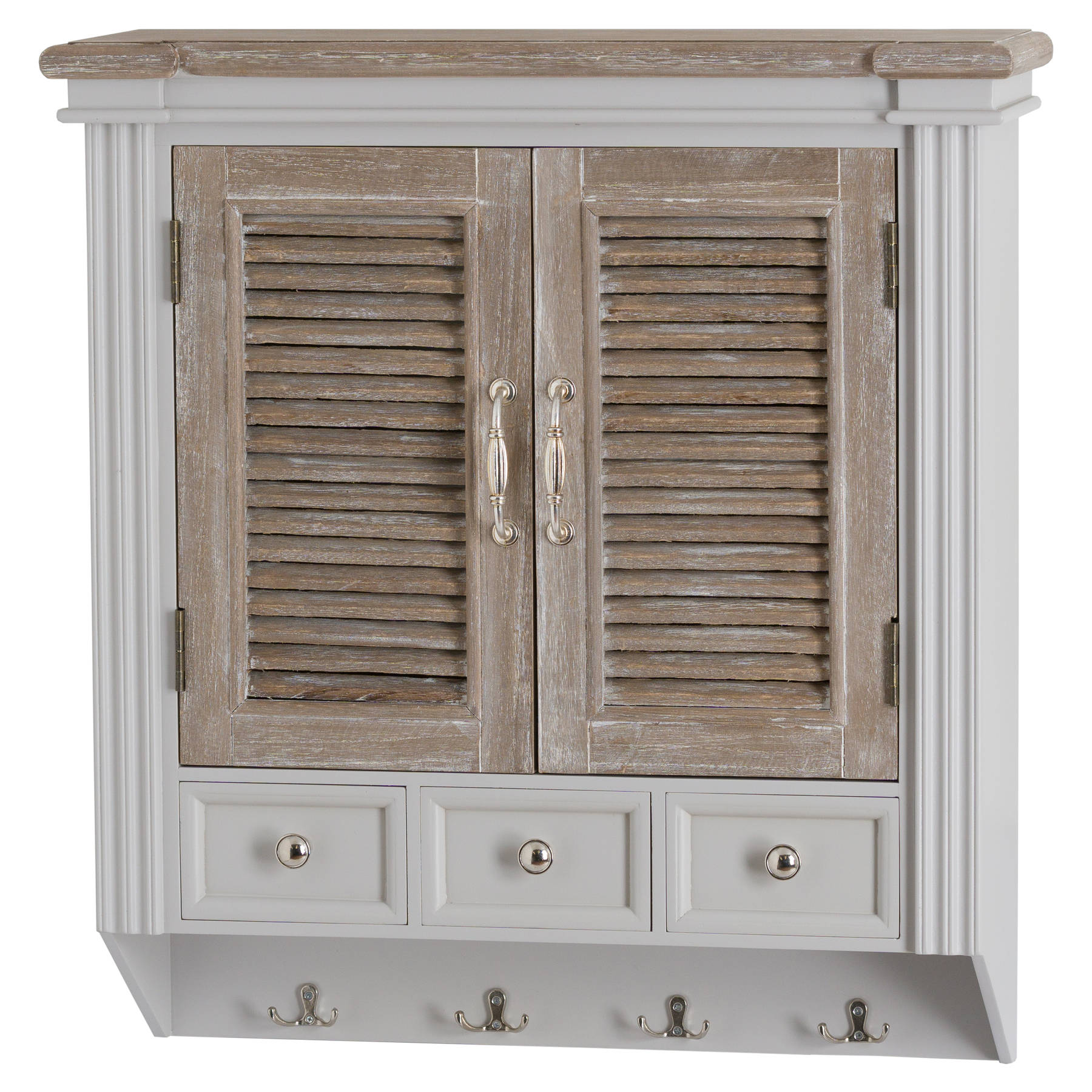 The Liberty Collection Wall Unit With Storage