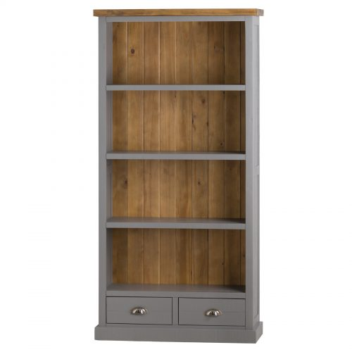 Byland Collection Two Drawer Bookcase