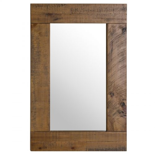 The Deanery Collection Small Plank Mirror