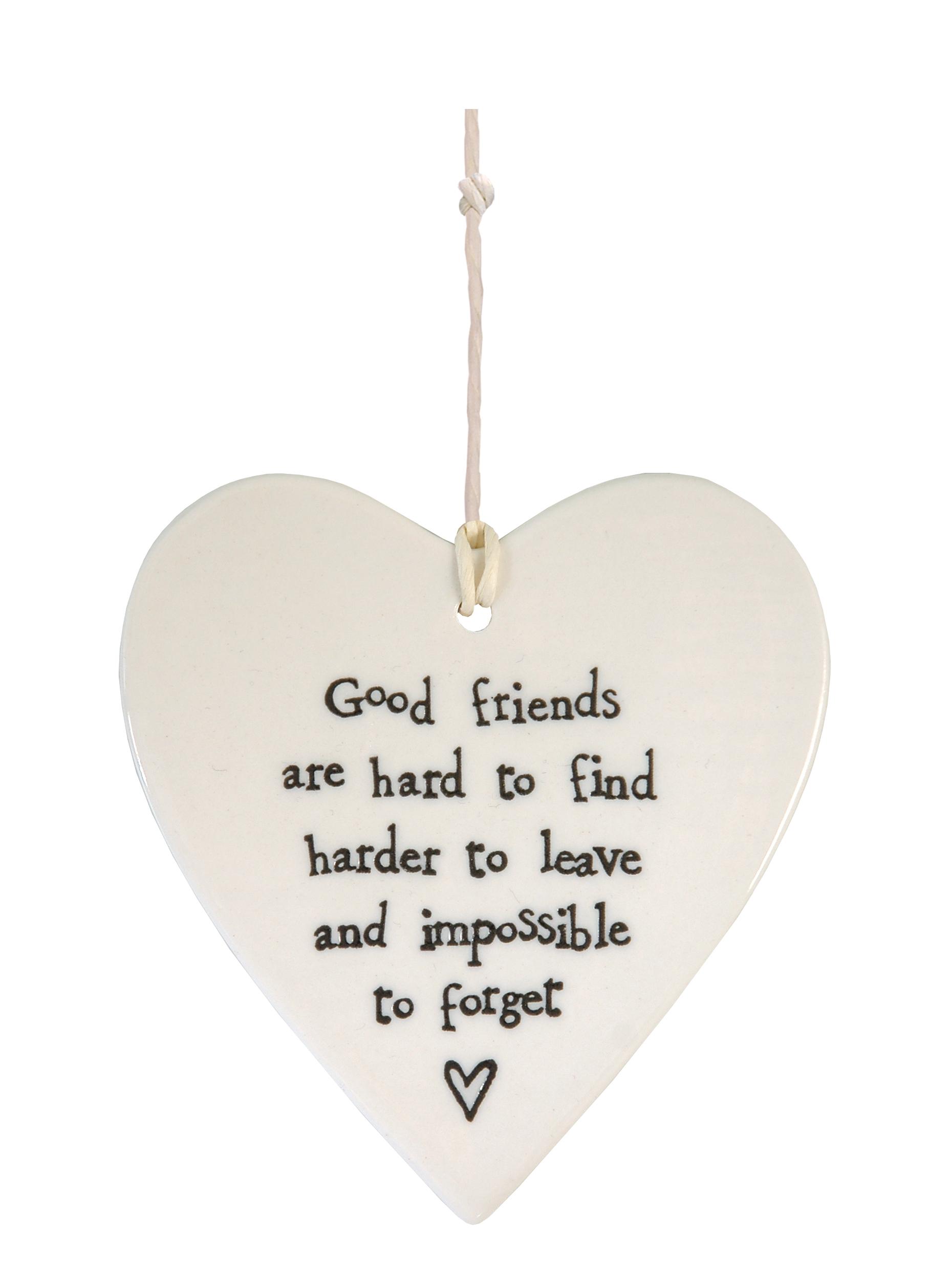 2049DH web Porcelain round heart good friends