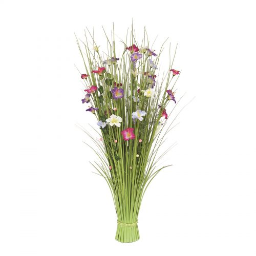 Grass Floral Bundle Mixed Flowers 100cm
