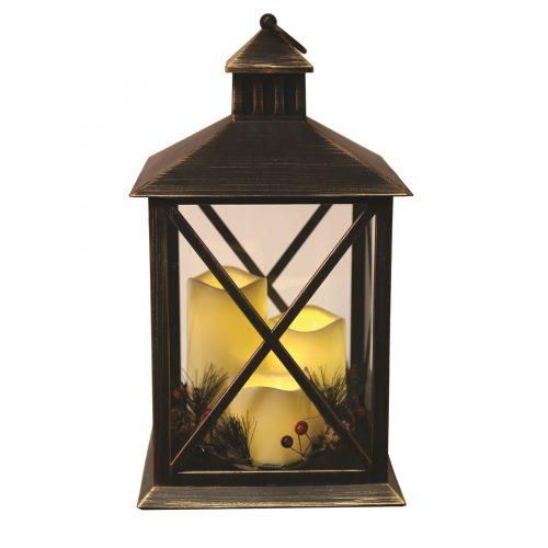 LED Candle Lantern 40cm
