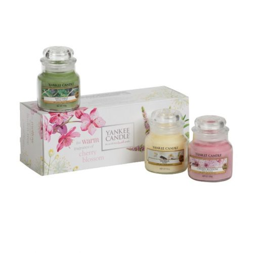 3 Small Jar Gift Set