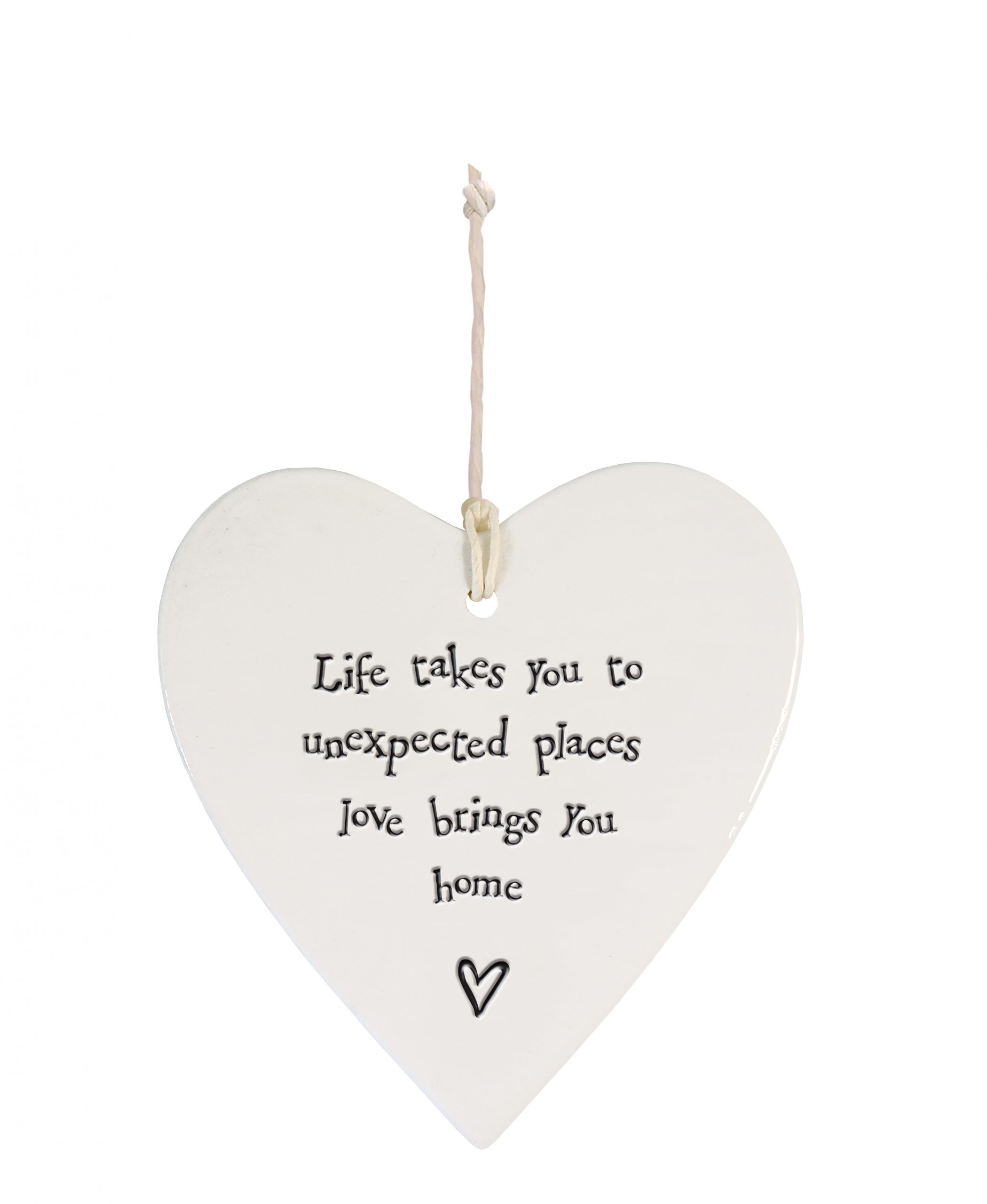 4205DH web Porcelain round heart Life takes