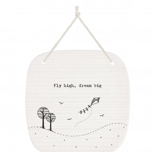 4266DH web Fly High Dream Big porcelain pic