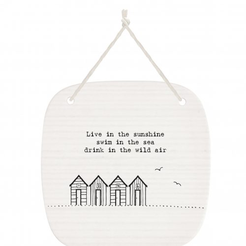 4271DH web Live in the sunshine porcelain pic