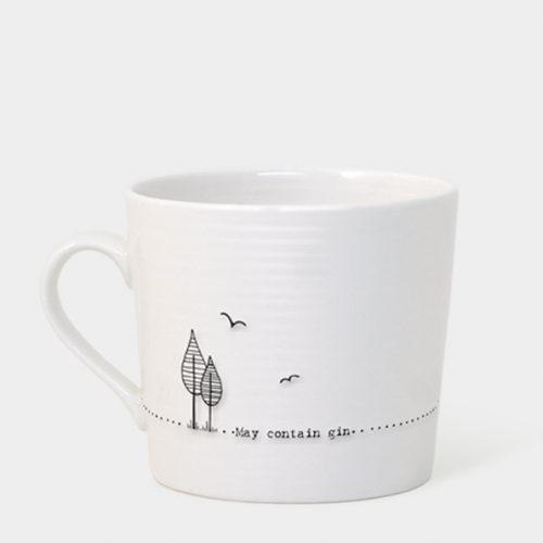 East of India Boxed Mug (May Contain Gin)
