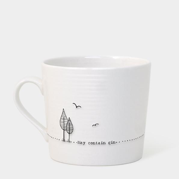 East of India Boxed Mug (May Contain Gin)