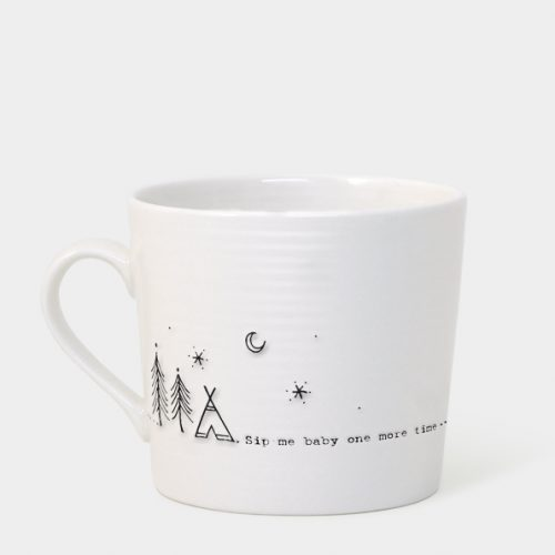 East of India Boxed Mug (Sip Me Baby One More Time)