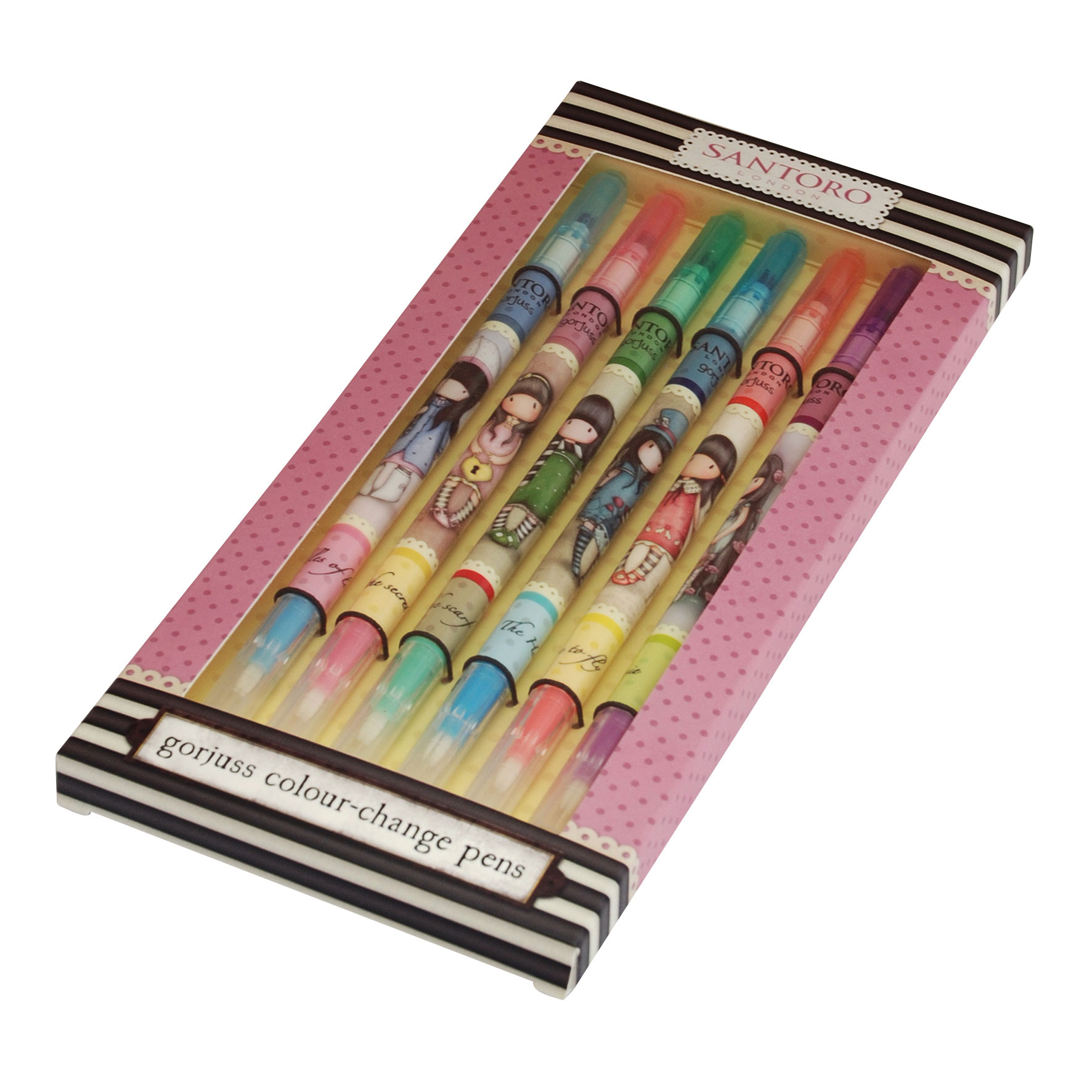 Gorjuss Colour Change Pens