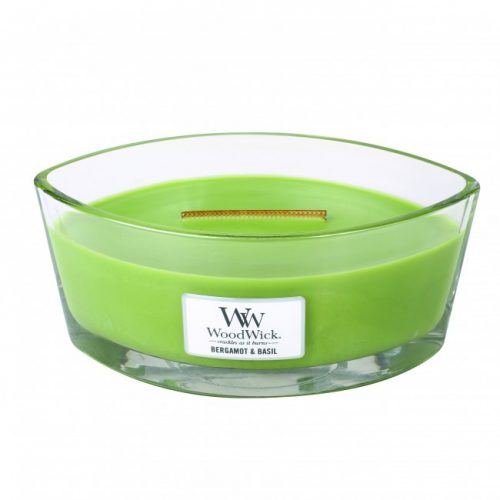 WoodWick Hearthwick Bergamot and Basil