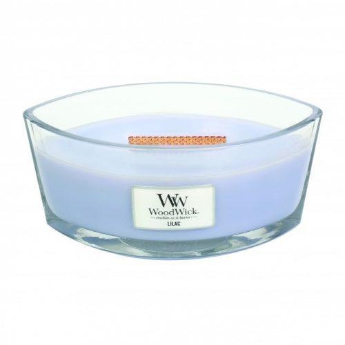 WoodWick Lilac Hearthwick Jar Candle