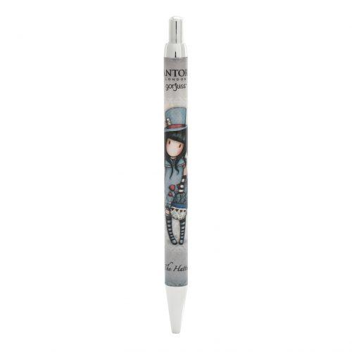 Gorjuss The Hatter Click Pen