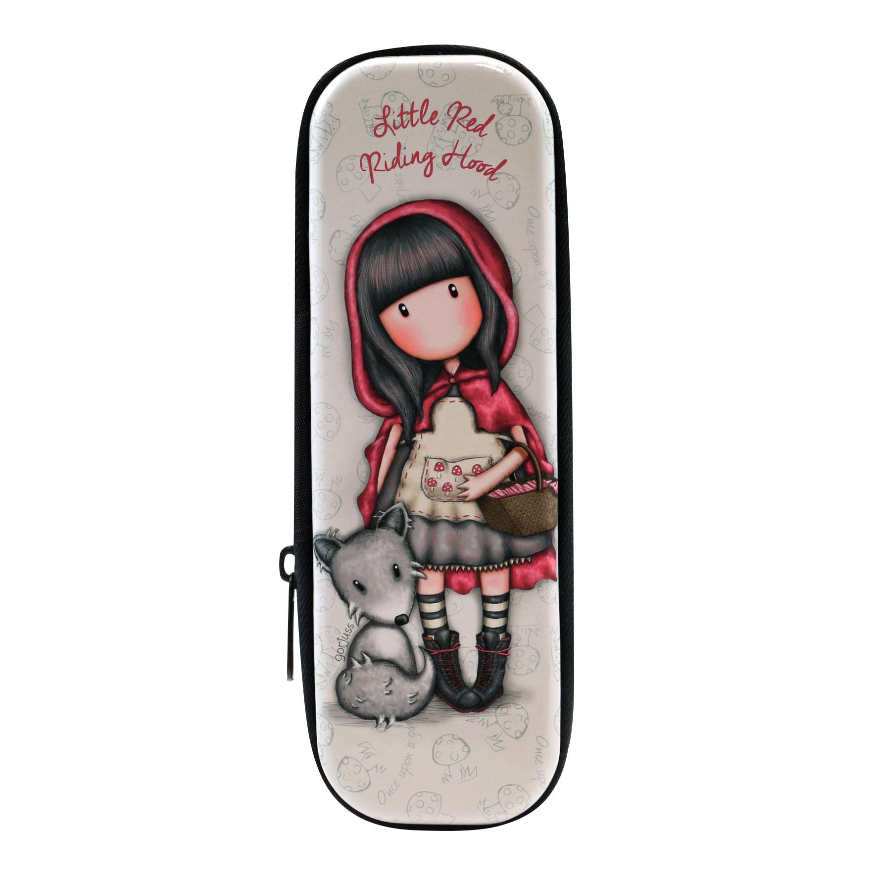 Gorjuss Little Red Riding Hood Glasses Case