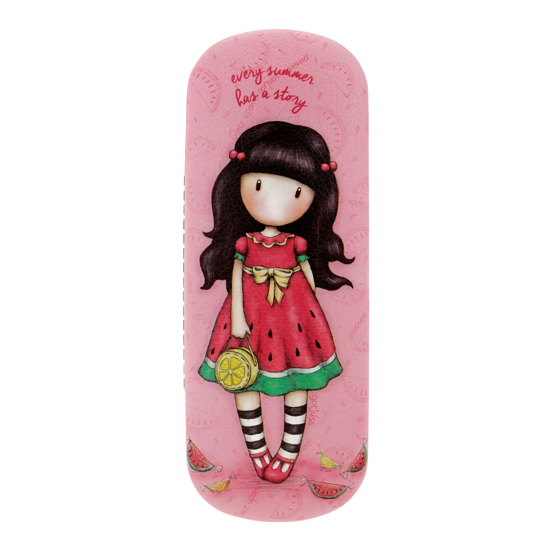 Gorjuss Every Summer has a Story Glasses Case