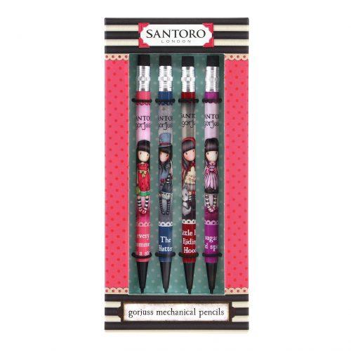Gorjuss Mechanical Pencil Set