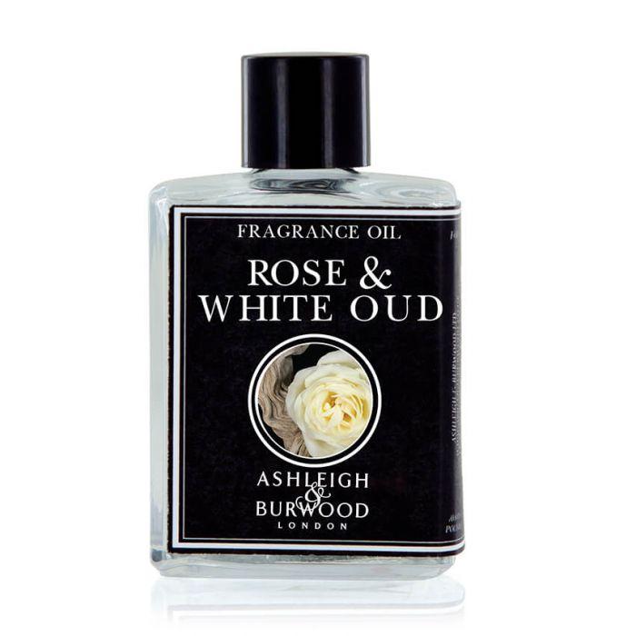 Ashleigh & Burwood: Fragrance Oil - Rose & White Oud