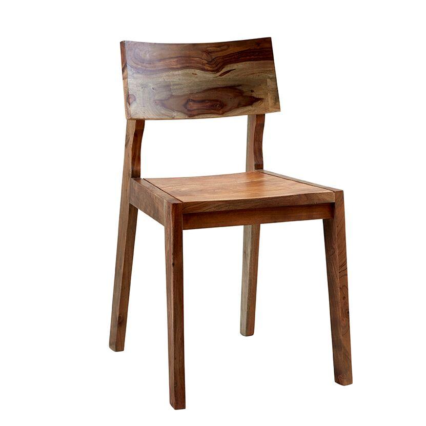 Aspen Iron/Wooden - Dining Chair