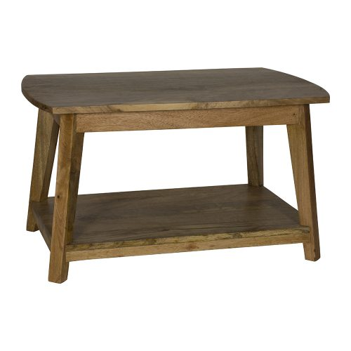 Granary Royale Scandinavian Style Coffee Table with Shelf