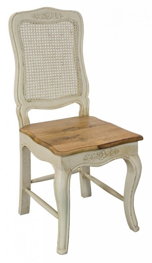 Amberly Rattan Back Chair - DSD