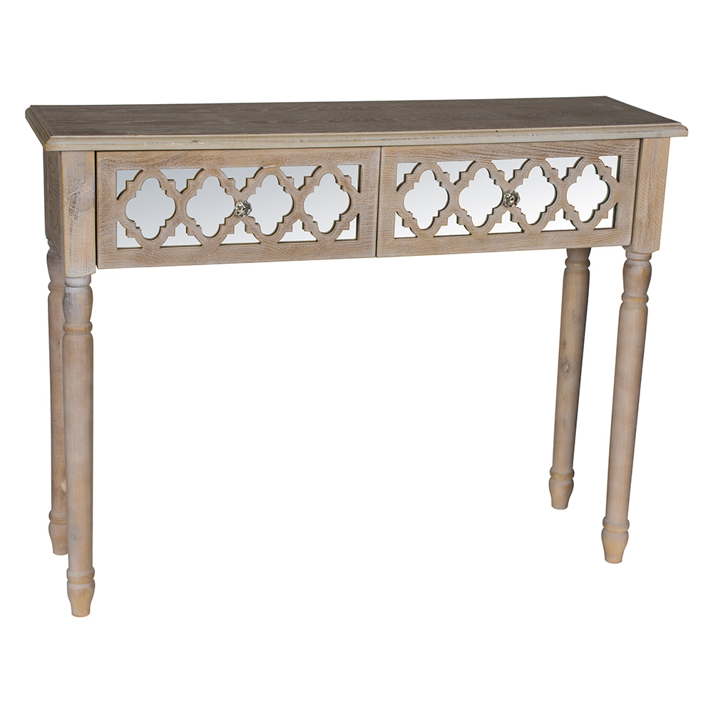 Aria 2 Drawer Console Table - DSB