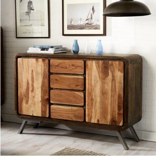 Aspen Iron Wooden - Greeno Sideboard