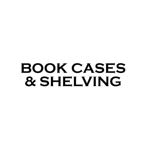 Book Cases & Shelving