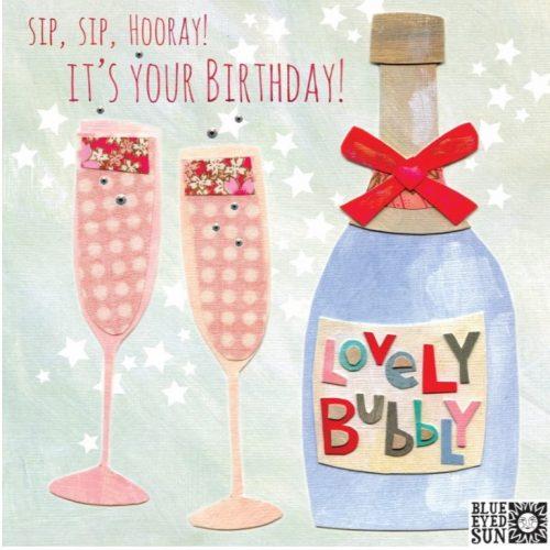 Birthday Bubbly