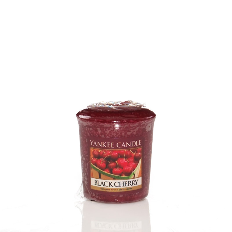 Black Cherry - Yankee Candle Samplers Votive